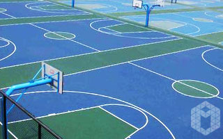 Basketball Court Construction Company<br />