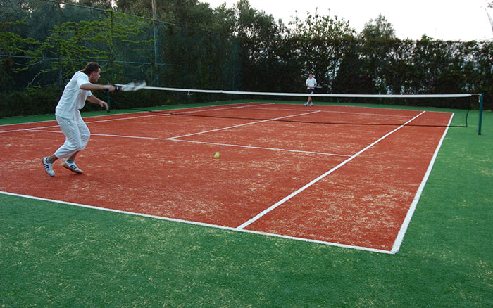 Tennis Court Construction Company