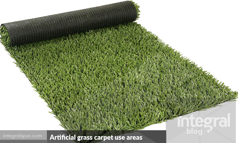 Artificial Grass Carpet use areas and why prefer