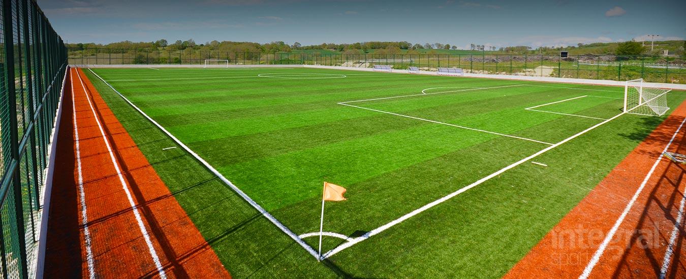 Construction de Terrain de Foot – FIFA